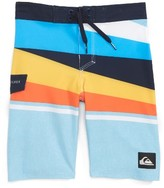 Quiksilver Toddler Boy's Slash Vee Board Shorts