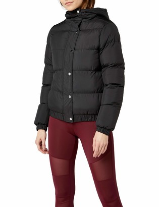 Urban Classics Women's Ladies Hooded Puffer Jacket