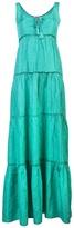 Calypso Nettie lace up dress
