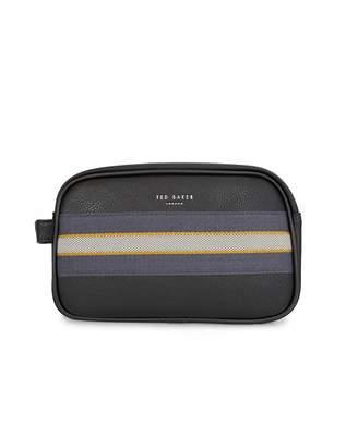 Ted Baker Towel And Washbag Gift Set Colour: BLACK, Size: One Size