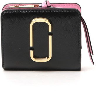 Marc Jacobs The Snapshot Mini Compact Wallet