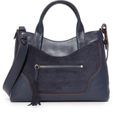 Elizabeth and James Andie Satchel