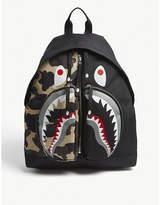 A Bathing Ape 1st Camo Shark backpack