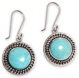 """Novica Artisan Crafted Sterling """"Andes Moon"""" Drop Earrings"""