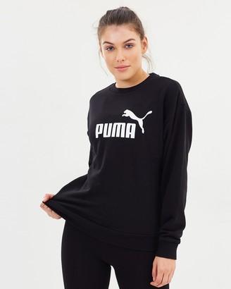 Puma Essential Logo Crew Sweat