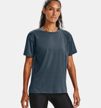 Under Armour Women's UA Armour Sport Graphic Short Sleeve