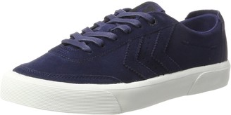 Hummel Unisex Adults' Stockholm Suede Low Sneaker