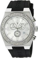 Swiss Legend Men's SL-30025-02S Throttle Silicone Watch