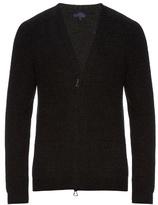 Lanvin Zip-fastening Wool Cardigan