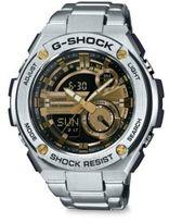 G-Shock Stainless Steel Bracelet Watch