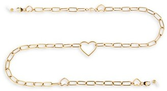 For Art's Sake L'attitude Cupid 14K Goldtone Chain