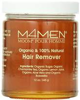 Moom Hair Removal System Refill Jar for Men, 12 Ounce