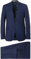 Etro - Navy Wool Suit