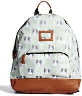 Asos Backpack With All Over Cat Print