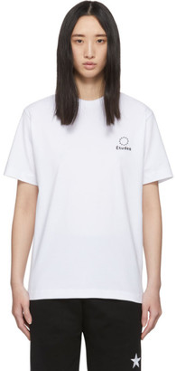 Études White Wonder Logo T-Shirt