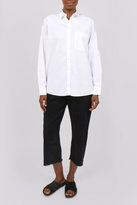 Cheap Monday White Button Down Top