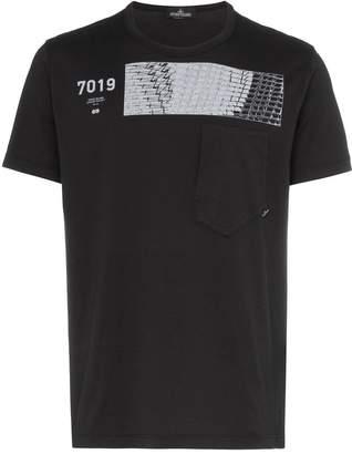 Stone Island Shadow Project CXADO 7019 print cotton T-Shirt