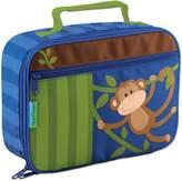 Stephen Joseph Monkey Blue Classic Lunch Box