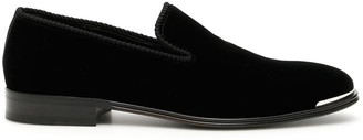 Alexander McQueen Slip-On Loafers