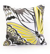 Trina Turk 18x18 Trellis Pillow - Black/White
