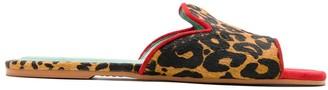 Blue Bird Shoes Onca Itacare slides
