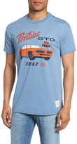 Original Retro Brand Pontiac GTO Graphic T-Shirt