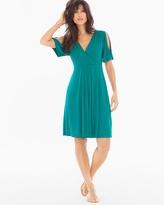 Soma Intimates Soft Jersey Open Shoulder Short Dress