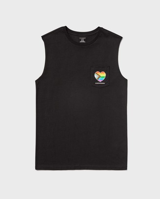 Club Monaco Pride Sleeveless T-Shirt