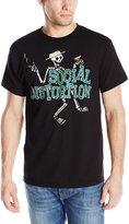 Bravado Men's Social Distortion - Letterman T-Shirt