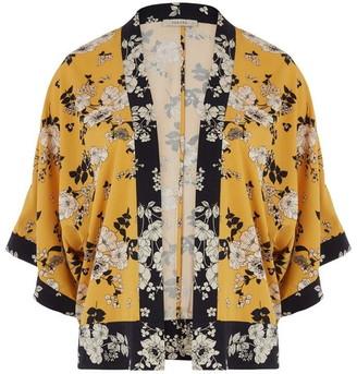 Oasis Curve Scarf Kimono Jacket