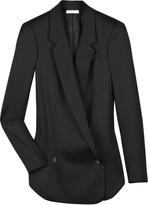 Helmut Lang Smoking wool-blend blazer