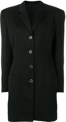 Versace Pre-Owned Mid-Length Blazer