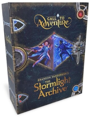 Call to Adventure: The Stormlight Archive Deluxe Edition