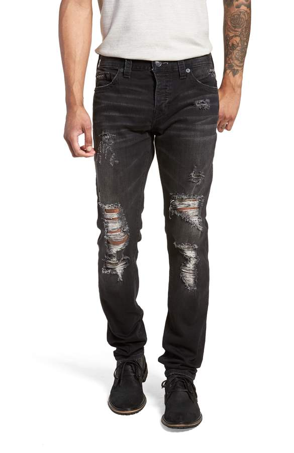 True Religion Brand Jeans Rocco Skinny Fit Jeans