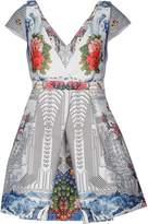 Piccione Piccione Short dresses - Item 34680400