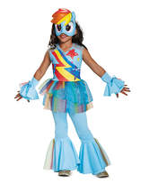 Disguise My Little Pony Rainbow Dash Deluxe Dress-Up Set - Toddler & Girls