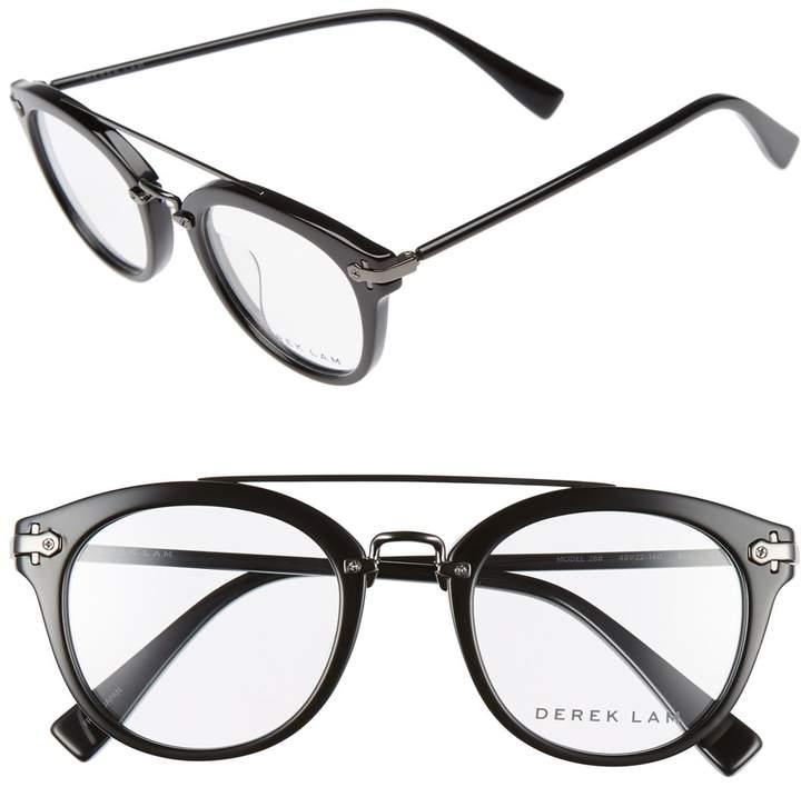 Derek Lam 49mm Aviator Sunglasses
