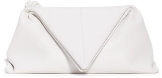 Bottega Veneta Leather Envelope Clutch