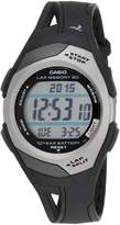 Casio Men's STR300C-1V Runner Eco Friendly Digital Watch