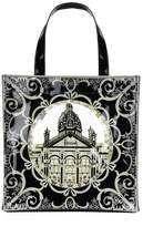 Harrods Frame Cut-Out Shopper Bag