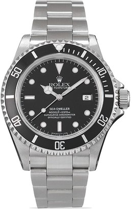 Rolex 1993 pre-owned Sea-Dweller 40mm