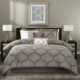 JCPenney Madison Park Alandra 7-pc. Jacquard Comforter Set