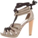 Derek Lam 10 Crosby Jasmin Lace-Up Sandals w/ Tags