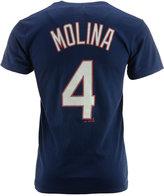Majestic Men's Short-Sleeve Yadier Molina St. Louis Cardinals Player T-Shirt