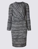 Marks and Spencer PETITE Space Dyed Bodycon Dress