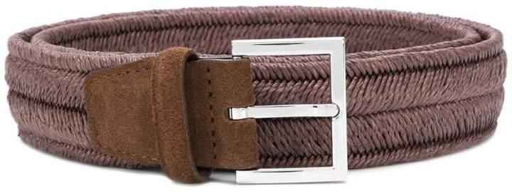 Orciani vegetable fibre belt