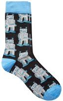 Asos Socks With Robot Design