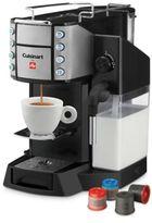 Cuisinart Buona Tazza EM-600 Superautomatic Single Serve Espresso and Latte Coffee Machine