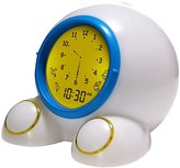 Onaroo Teach Me Time! Talking Alarm Clock and Night-Light