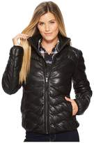 Scully Sydney Touch of Class Ladies Leather Ribbed Jacket Women's Coat
